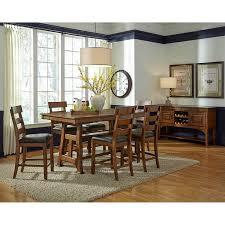doerr furniture ozark gathering height dining table