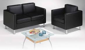 Inexpensive Reception Desk Leather Office Furniture Sofa Interior Design For Home Remodeling