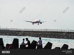 airasia ngurah rai airport bali indonesia november 25 2012 image photo bigstock