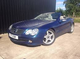 first mercedes 1900 2005 mercedes benz sl class 3 7 sl350 full service history