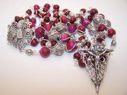 unique rosaries of st george