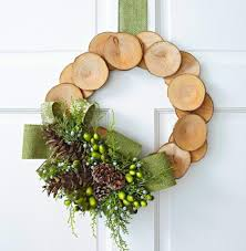 50 beautiful wreaths wood slices wreaths and fall wreaths