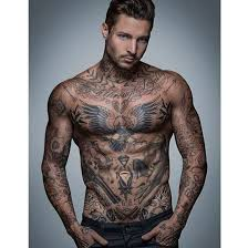 best 25 mens tattoos chest ideas on pinterest chest tattoos for