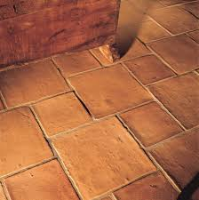 Terracotta Floor Tile Kitchen - handmade terracotta floor tile