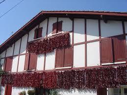 chambre hote espelette espelette pays basque informations sur espelette hébergements