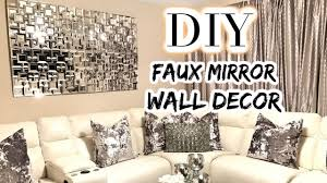 Diy Home Decor by Dollar Tree Diy Faux Mirror Best Diy Home Decor Wedding 2017