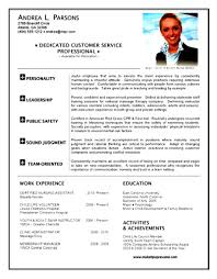 flight attendant resume format resume for your job application