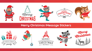 christmas stickers 100 merry christmas stickers on the app store