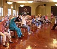 Armchair Aerobics Exercises Pilates Osteoarthritis Blog