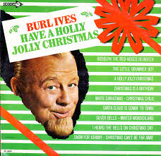 christmas photo albums burl ives a jolly christmas mca15002 mca237 vinyl