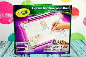crayola light up tracing pad clothing fashion designer youtube