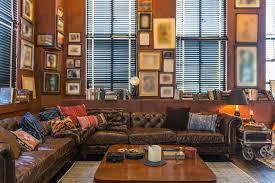 video inside johnny depp u0027s eclectic los angeles penthouses for