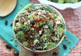 broccoli salad of the kitchen