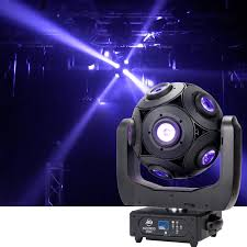 american dj led lights adj american dj asteroid 1200 12x15 watt rgbw spherical led light pssl