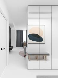 Celebrating Home Interiors by 3 Light And Bright Apartments Celebrating White Space