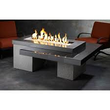 Tabletop Firepit by Coffee Table Awesome Rectangular Fire Pit Outdoor Furniture With