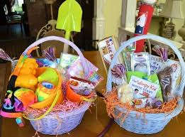 pre made easter baskets for toddlers easter basket ideas for kids twiniversity