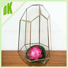 Round Flower Vases Tall Clear Glass Round Big Flower Vase Ice Bucket Fish Bowl