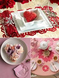 day table decorations table decoration ideas for valentines day extraordinary table