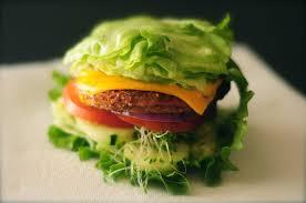 how to make a healthier hamburger