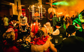 party city halloween ads the world u0027s greatest masquerade party is in detroit travel leisure