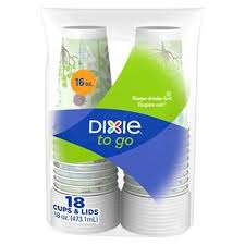 dixie cups dixie target