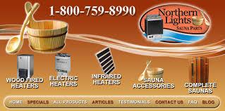 northern lights sauna parts heater4saunas is one of the best suppliers of sauna parts and sauna