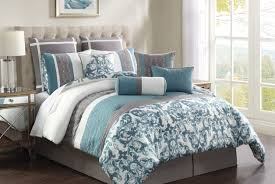 Beachy Comforters Sets Bedding Set Blue And Gray Bedding Sets Tremendous Affordable