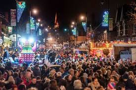 date set for boldmere christmas lights switch on birmingham mail