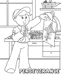 boy scouts core value perseverance coloring pages best place to
