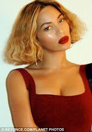 how to style a wob hairstyle forget the lob beyonce s wob is the new bob mail online bobs