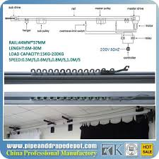 Pulley Curtain Systems New Backdrop Curtain Idea Pipe And Drape Portable Dance Floor