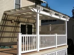 deck railing cover deck design and ideas