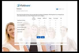 constructing your survey from a fluidsurveys template fluidsurveys