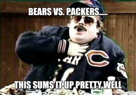 Bears Packers Meme - similiar packers bears memes keywords