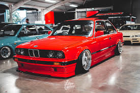 nardo grey e30 bmw slam sanctuary