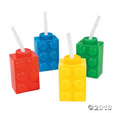 party cups brick party cups with straws