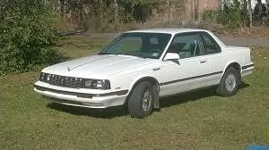 curbside classic 1986 oldsmobile cutlass ciera s coupe u2013 the name