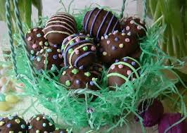 easter candy eggs vanilla nut easter eggs candy recipe whats cooking america
