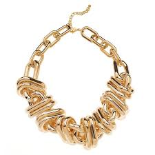 large gold link necklace images 103 best chain link necklace images chain links jpg