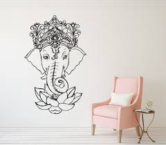 Lotus Flower Wall Decal Om by Compare Prices On Om Wall Decals Online Shopping Buy Low Price Om