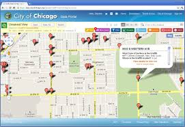 Metro Map Chicago by Metro Chicago Open Data Examples Example 1 Create A Data