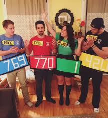 Halloween Office Party Ideas Easy Diy Price Is Right Group Costume Diy Pinterest