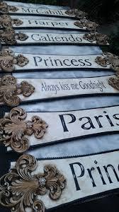 monogram plaques butler designs custom painted jeweled monogram name plaque 42