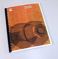 100 cummins signature 600 workshop manual 747 best engines