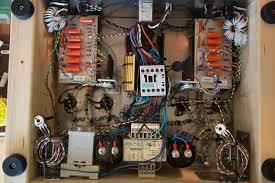 Transformer Coupled Transistor Amplifier Schematic 2x30w El34 Tube Amplifier Kaizer Power Electronics