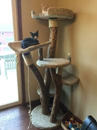 Cat Condos Cheap Paw Friendly Furniture Llc