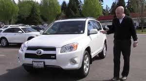 2011 toyota rav4 sport review 2012 toyota rav4 v6 limited review a look at the 2012
