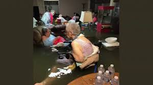 the story behind this viral photo of elderly women in waist deep