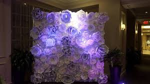 wedding backdrop rental vancouver 8ft x 4ft flower wall rental white rental only beautiful